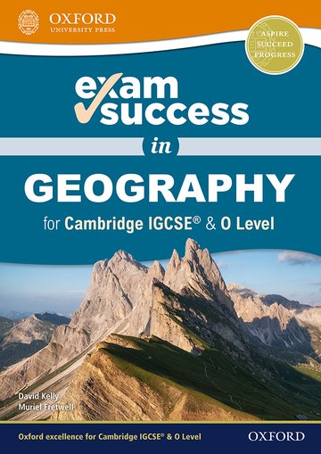 Exam Success in Geography for Cambridge IGCSE  O Level