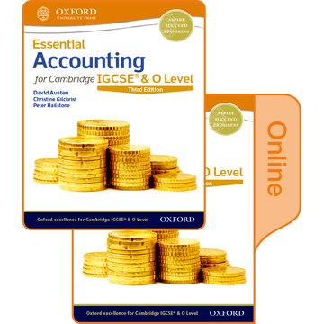 Essential Accounting for Cambridge IGCSE  O Level
