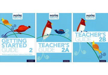 Inspire Maths: Year 2 Teacher's Pack