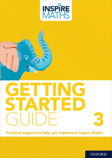 Inspire Maths: Getting Started Guide 3