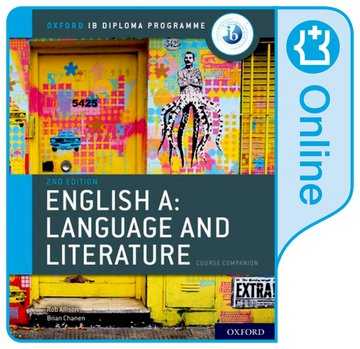 IB English A: Language and Literature Online Course Book