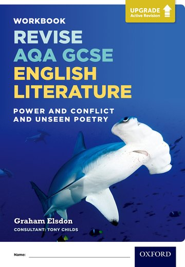 Revise AQA GCSE English Literature: Power and Conflict and Unseen Poetry Workbook