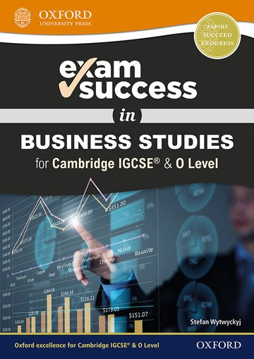 Exam Success in Business Studies for Cambridge IGCSE  O Level