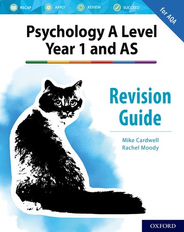 The Complete Companions for AQA Psychology: AS and A Level: The Complete Companions: A Level Year 1 and AS Psychology Revision Guide for AQA