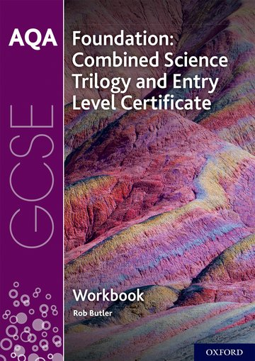 AQA GCSE Foundation: Combined Science Trilogy and Entry