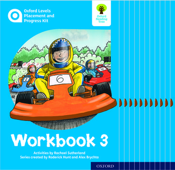 Oxford Levels Placement and Progress Kit: Workbook 3 Class Pack of 12
