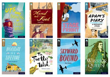 Oxford Reading Tree TreeTops Reflect: Oxford Levels 18-20: Mixed Pack
