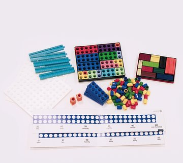 Numicon: Key Stage 1 Mastery Manipulatives Table Pack