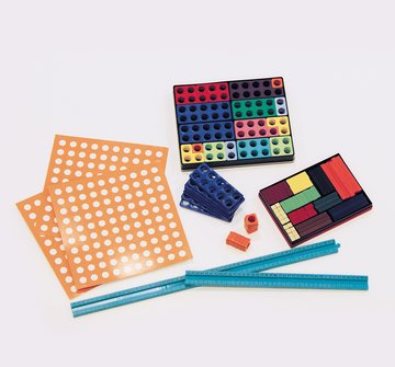 Numicon: Key Stage 2 Mastery Manipulatives Table Pack