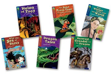 Oxford Reading Tree TreeTops Myths and Legends: Levels 14 and 15: Pack of 6