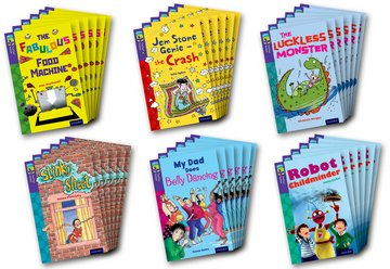 Oxford Reading Tree TreeTops Fiction: Level 11 More Pack B: Pack of 36