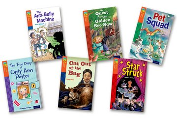 Oxford Reading Tree TreeTops Fiction: Level 13 More Pack B: Pack of 6