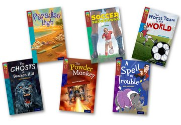 Oxford Reading Tree TreeTops Fiction: Level 15: Pack of 6
