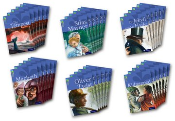 Oxford Reading Tree TreeTops Classics: Level 17 More Pack A: Pack of 36