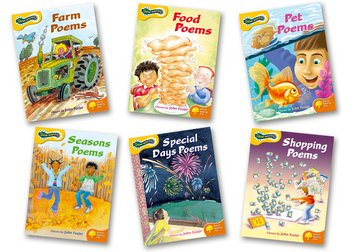 Oxford Reading Tree: Levels 5-6: Glow-worms: Pack (6 books, 1of each title)