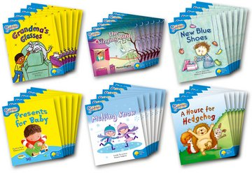 Oxford Reading Tree: Level 3: Snapdragons: Class Pack (36 books, 6 of each title)