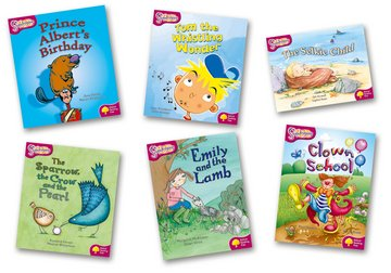Oxford Reading Tree: Level 10: Snapdragons: Pack (6 books, 1 of each title)