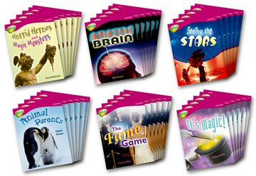 Oxford Reading Tree: Level 10A: TreeTops More Non-Fiction: Class Pack (36 books, 6 of each title)