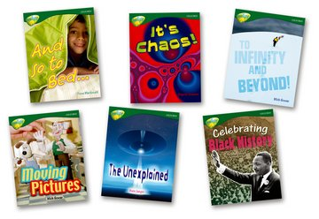 Oxford Reading Tree: Level 12A: TreeTops More Non-Fiction: Pack (6 books, 1 of each title)