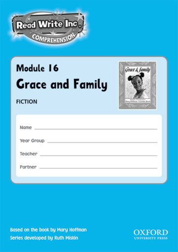 Read Write Inc. Comprehension: Modules 16-20: Pack of 5 books