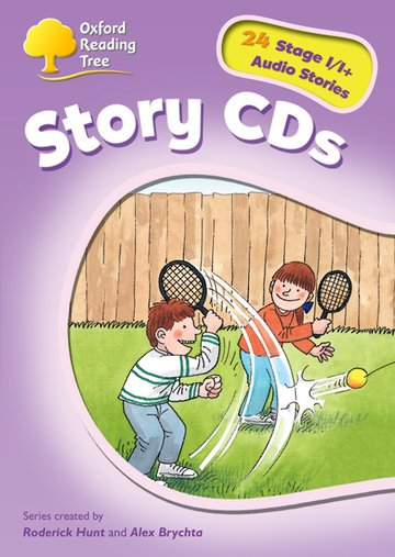 Oxford Reading Tree: Levels 1  1+: CD Storybook
