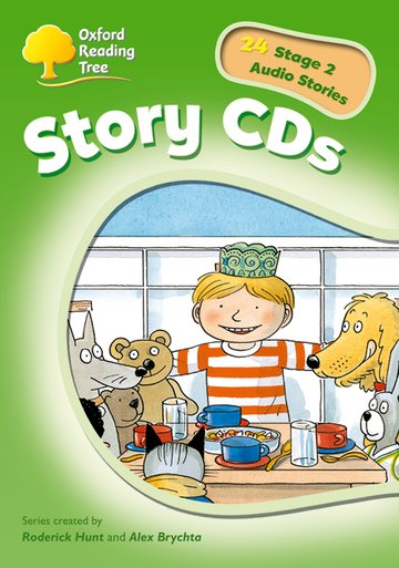 Oxford Reading Tree: Level 2: CD Storybook