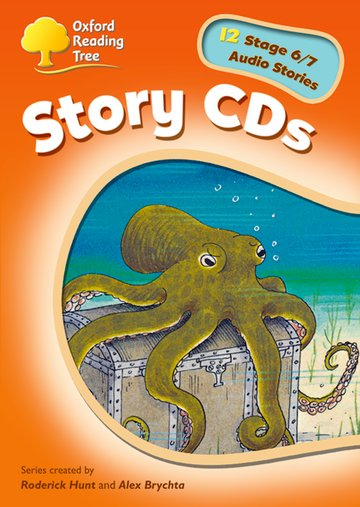Oxford Reading Tree: Levels 67: CD Storybook