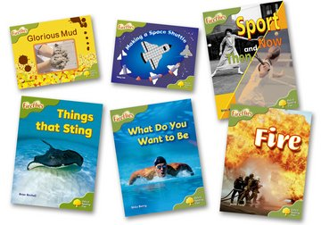 Oxford Reading Tree: Level 7: Fireflies: Pack (6 books, 1 of each title)