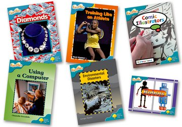 Oxford Reading Tree: Level 9: Fireflies: Pack (6 books, 1 of each title)