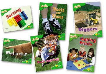 Oxford Reading Tree: Level 2: More Fireflies A: Pack (6 books, 1 of each title)
