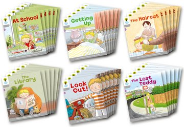 Oxford Reading Tree: Level 1: Wordless Stories A: Class Pack of 36