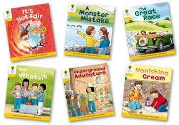 Oxford Reading Tree: Level 5: More Stories A: Pack of 6