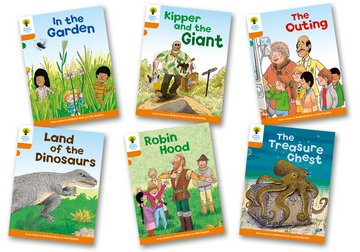 Oxford reading tree level 6 stories pack of 6 oxford university oxford reading tree level 6 stories pack of 6 fandeluxe Choice Image