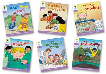 Oxford Reading Tree: Level 1+: Decode and Develop: Pack of 6