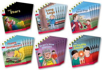 Oxford Reading Tree: Level 4: Decode and Develop Class Pack of 36