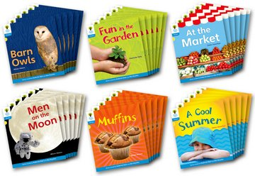 Oxford Reading Tree: Level 3: Floppy's Phonics Non-Fiction: Class Pack of 36