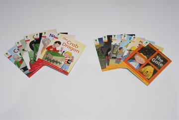 Oxford Reading Tree: Floppy's Phonics Fiction: Easy Buy Pack: Year 1