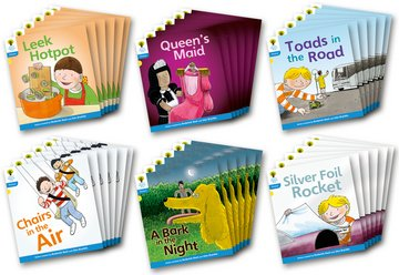 Oxford Reading Tree: Level 3: Floppy's Phonics Fiction: Class Pack of 36