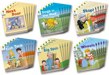 Oxford Reading Tree: Level 1 More A Decode  Develop Class Pack of 36