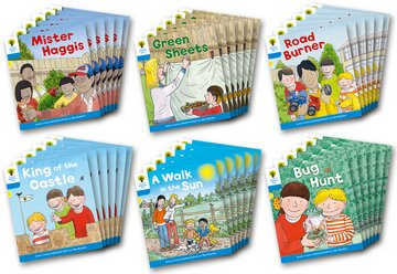 Oxford Reading Tree: Level 3 More a Decode and Develop Class Pack of 36