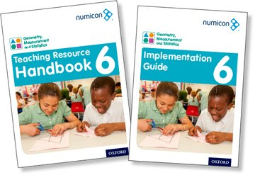 Numicon: Number, Pattern and Calculating 6 Teaching Pack