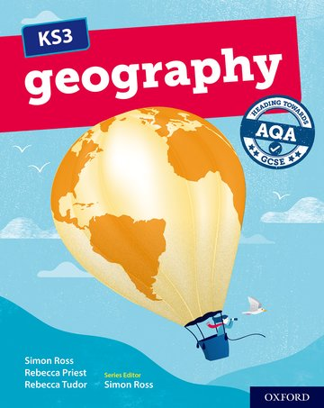 KS3 Geography: Heading towards AQA GCSE: Student Book