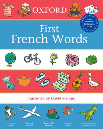 Oxford First French Words