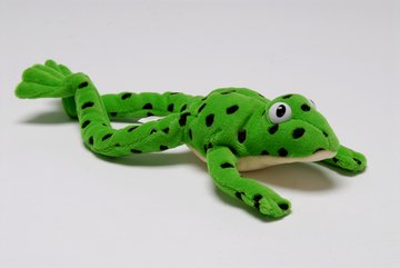 Read Write Inc.: Fred the Frog - Toy