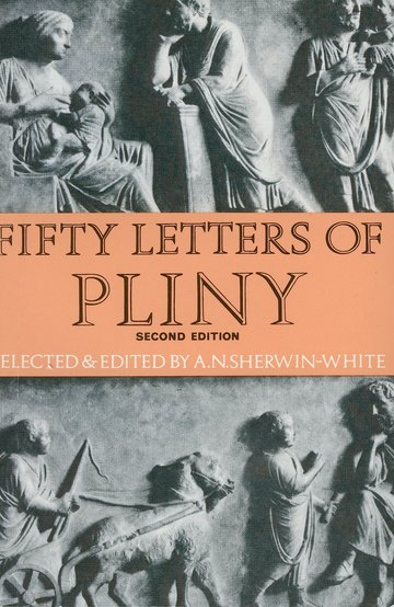 Fifty Letters of Pliny
