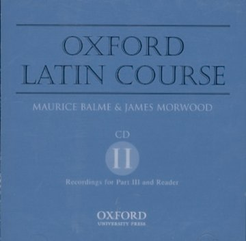 Oxford Latin Course: CD 2