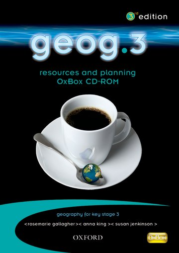 geog.3: resources  planning OxBox CD-ROM