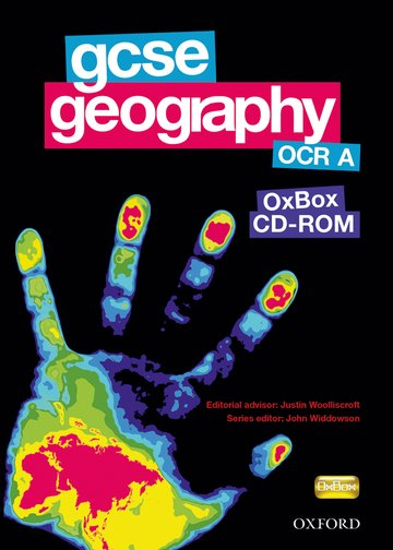 GCSE Geography OCR A Assessment, Resources, and Planning OxBox CD-ROM