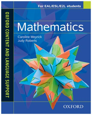 Oxford Content and Language Support: Mathematics