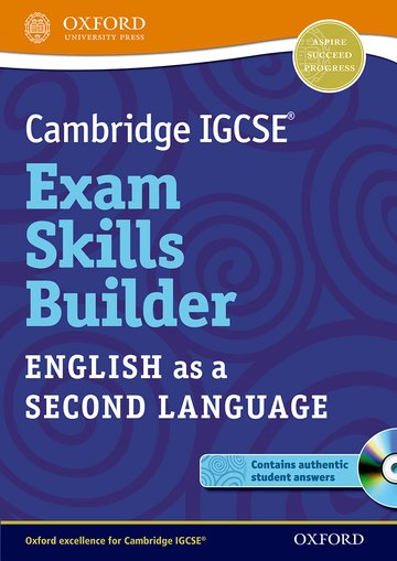 Cambridge IGCSE Exam Skills Builder: English as a Second Language